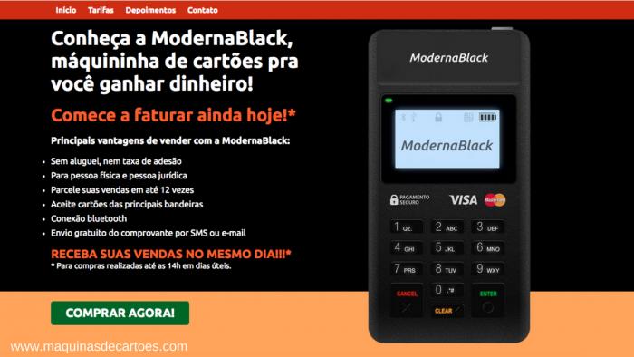 Moderna Black – !