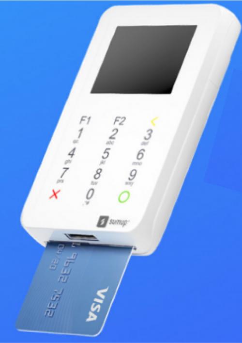SumUp Super tem Chip WiFi e não precisa de aplicativo